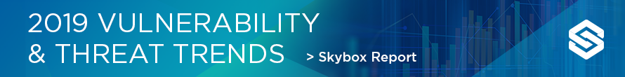 Skybox Security Vulnerability Center